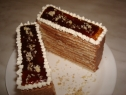 Felie de tort Dobos